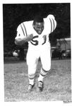 Larry Brown, #68, 1970 MU Football team