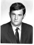 Jon Calvin,#73, 1970 MU Football team