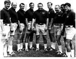 MU football coaching staff, 1970 football team