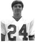 Kevin Gilmore, 1970 MU Football team