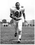 Dave Griffith, #81, 1970 MU Football team