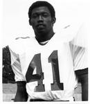 Bobby Joe Hill, #41, 1970 MU Football team