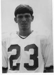 Marcelo Lajterman, #23, 1970 MU Football team