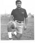 Frank Loria, Defensive line coach, 1970 MU Football team