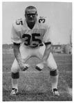 Barry W. Nash, #35, 1970 MU Football team