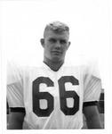 Pat Norrell, #66, 1970 MU Football team