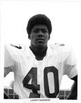 Larry Sanders, #40,1970 MU Football team