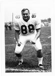 "Charles A. ""Al"" Saylor, #88,1970 MU Football team"
