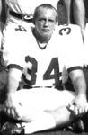 Art Shannon, #34,1970 MU Football team