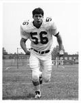 Jerry Stainback, #56,1970 MU Football team