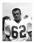 Tom Zborill, #62,1970 MU Football team