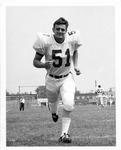 Jim Adams, #51,1970 MU Football team