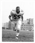 Dennis Foley, #55,1970 MU Football team
