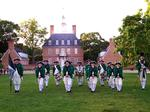 The John Marshall Fife and Drum Corps by Wendell Dobbs