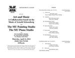 Marshall University Department of Music presents Art and Music