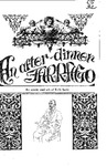 Marshall University Music Department Presents An after-dinner Farrago, the music and wit of Erik Satie by Michael Cerverus
