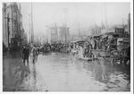 Flood on Market Street, Wheeling, W.Va., March 1907
