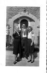 Mary Murphy Jameson, Sara Mae Myers, James Monroe Myers, 1943