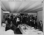 Elks Club (BPOE) meeting, Huntington, 1944
