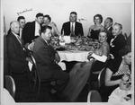 North American Van Lines convention, New York, 1953
