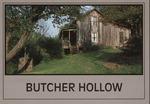 Postcard of home of Loretta Lynn, Butcher Hollow, Ky.