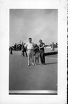 Jimmie, SaraMae, Bobbie Myers, New York City, Sept. 6, 1936
