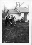 Jimmie & Saramae, Frank, Edith & Maud Myers, May 1, 1939