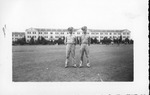 Bernie Jameson at Barksdale Field, La., Aug. 11, 1942