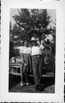 Strobe & Eva Schenck, Hollywood, Fla., Feb. 27, 1947