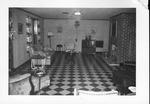 Basement at 107 Woodland Dr., Huntington, W.Va., Jan. 1, 1952