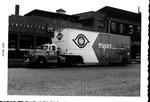 Myers Transfer moving van, June 1959
