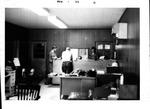 Myers Transfer office, 418 3rd Ave, Huntington, Aug. 1959