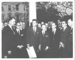 John F. Kennedy, probably 1960 campaign trip to W.Va.
