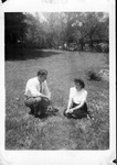 Jim and Fay Smith, April 15, 1948