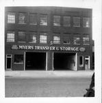 Myers Transfer & Storage Bldg., 418 3rd Ave., huntington, W.Va., Aug. 11, 1949