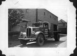 Myers Transfer & Storage truck, ca. 1930's