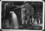 18th century grist mill, Norris, Tenn, ca. 1937