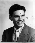 Bob Myers, probably high school graduation photo
