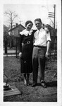 Jimmie and Sara Mae Myers, 1906 3rd Ave, Huntington, W.Va.,