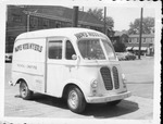 Small Myers Transfer & Storage van, ca. 1950's