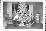 Jimmie and Sara Mae Myers, ca. 1954