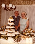 James (Jimmie) and Sara Myers on their 50th wedding anniversery
