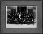 Jimmie Myers' grade school class photo