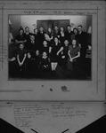 Myers family, Christmas 1939, Huntington, W.Va.