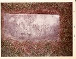 John Murphy's military headstone in Catholic Cemetery, Ronceverte, W.Va