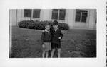Bobbie and Billie Myers, Washington, DC, Sept. 1936