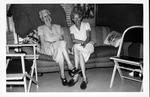 Mary Jameson and daughter Irene