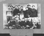 Independent football team, West Huntington, W.Va.