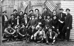 Men's group, Huntington, W.Va.