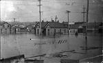 14th Street & B&O Railroad, Huntington, W.Va., 1913 flood